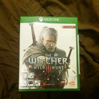 (Free Ongkir!) The Witcher 3 - XBOX ONE Game / CD
