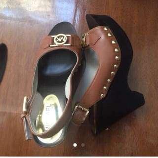 MK Wedge Sandals