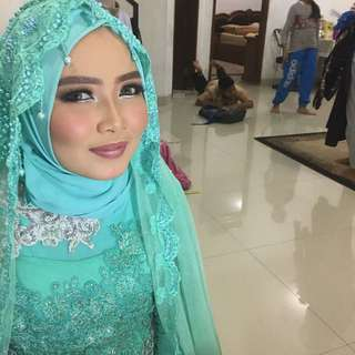 MAKEUP WEDDING HANYA 900K