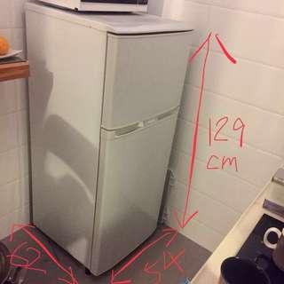 日立雙門雪櫃 Hitachi refrigerator R-Z170A7H