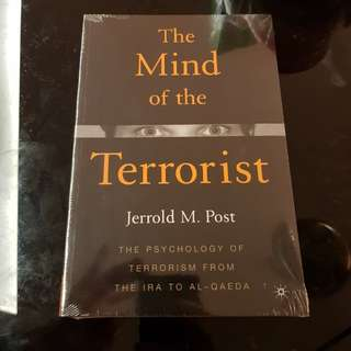 WTS: The Mind of the Terrorist