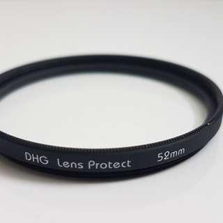 DHG 52mm filter