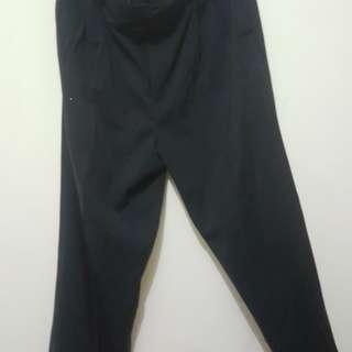 Lawell Black Office Pants