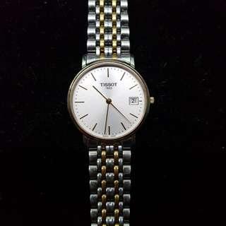 Tissot Sapphire Crystal T870/970 Watch (Unisex)