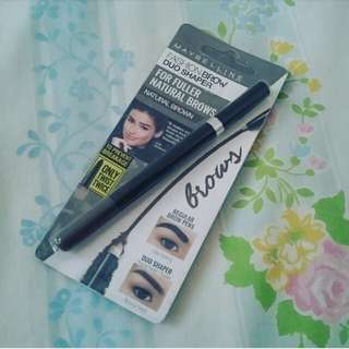 Maybelline's Brow Duo Shaper