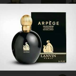*Repriced* Arpege by Lanvin 50ml