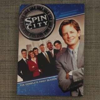Spin City DVD season 1