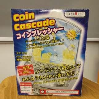 推錢機 coin cascade game