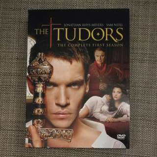 The Tudors DVD season 1