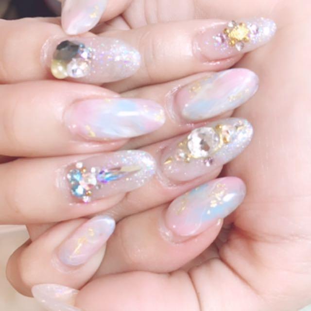 台中市光療指甲