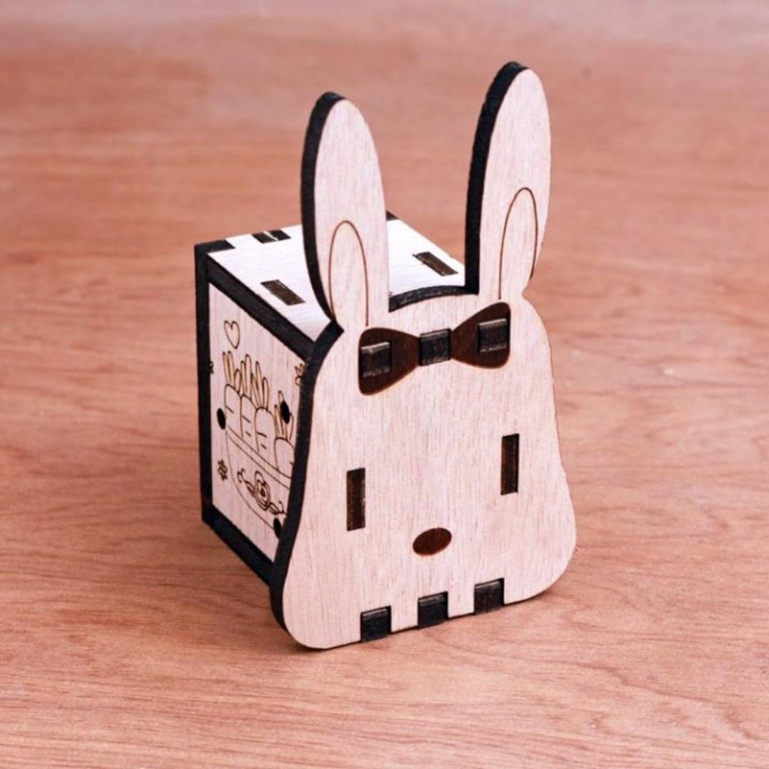 敲敲木 兔兔音樂盒