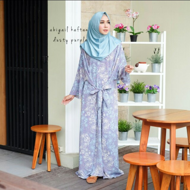 Abigail Kaftan (dmdapparel) dusty purple