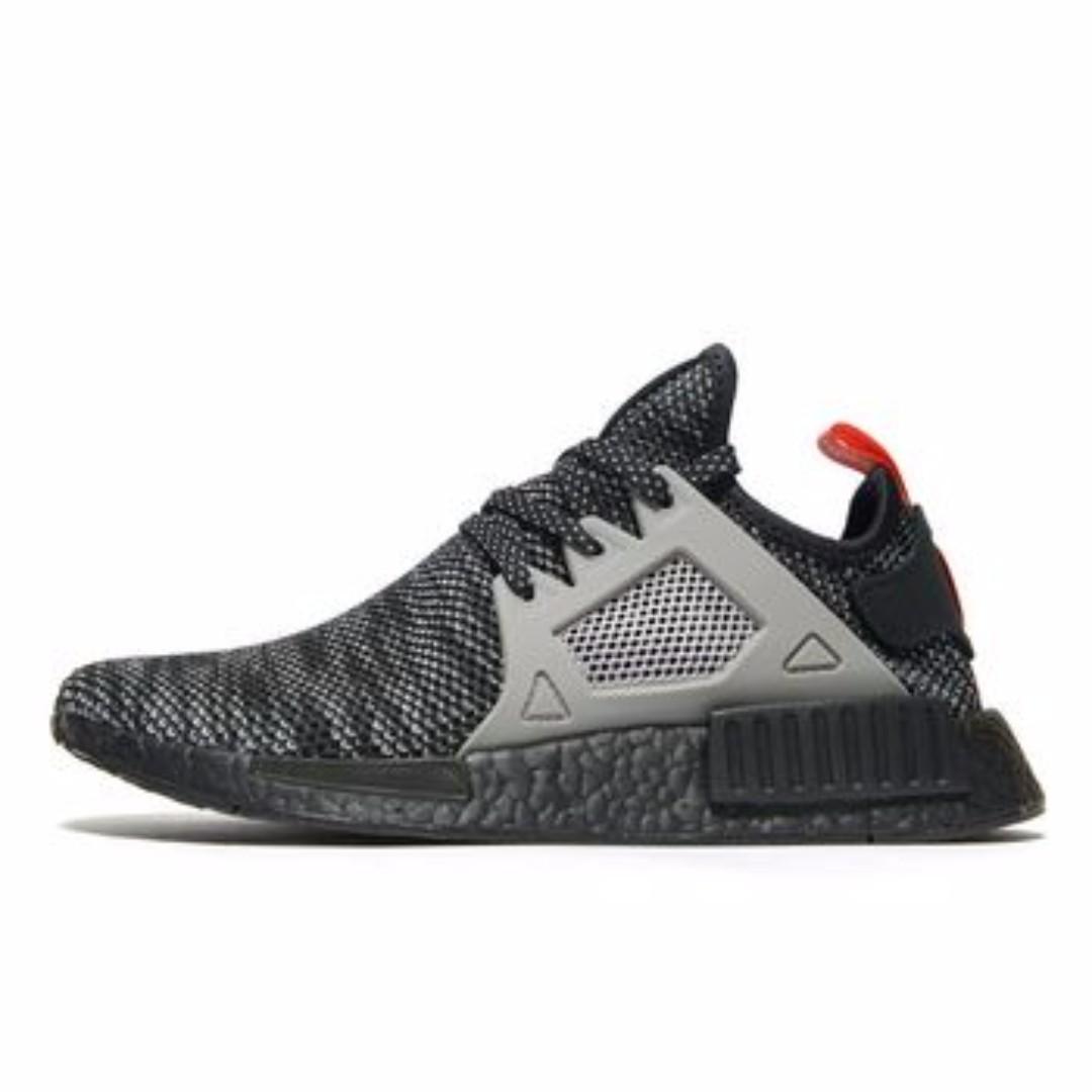 418cd350b979c Adidas NMD XR1 Black Boost sole
