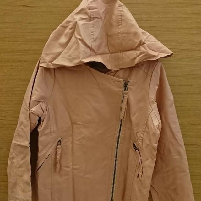 Angeles 仿皮革外套