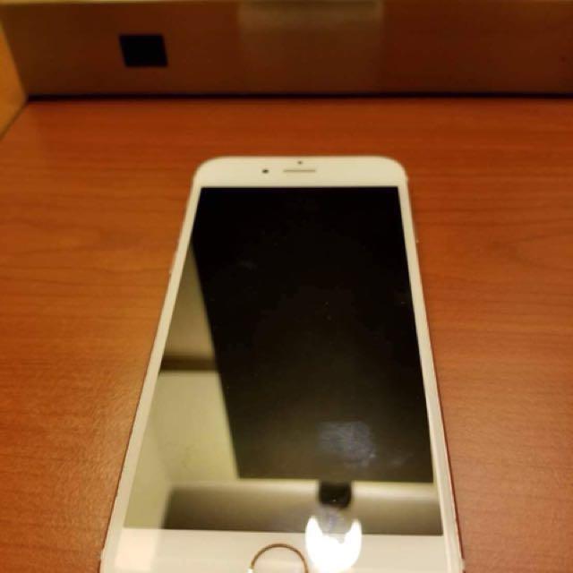 Apple iPhone 6s 64g 8成新女用機