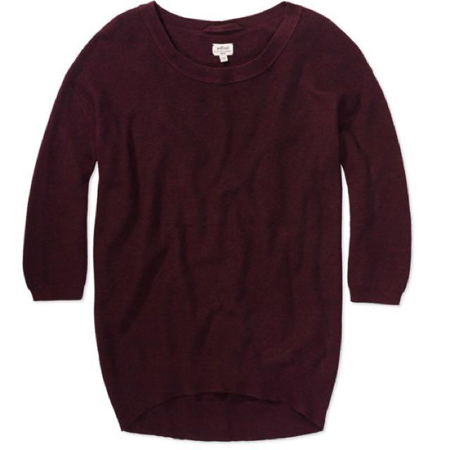 Aritzia Wilfred Balzac sweater