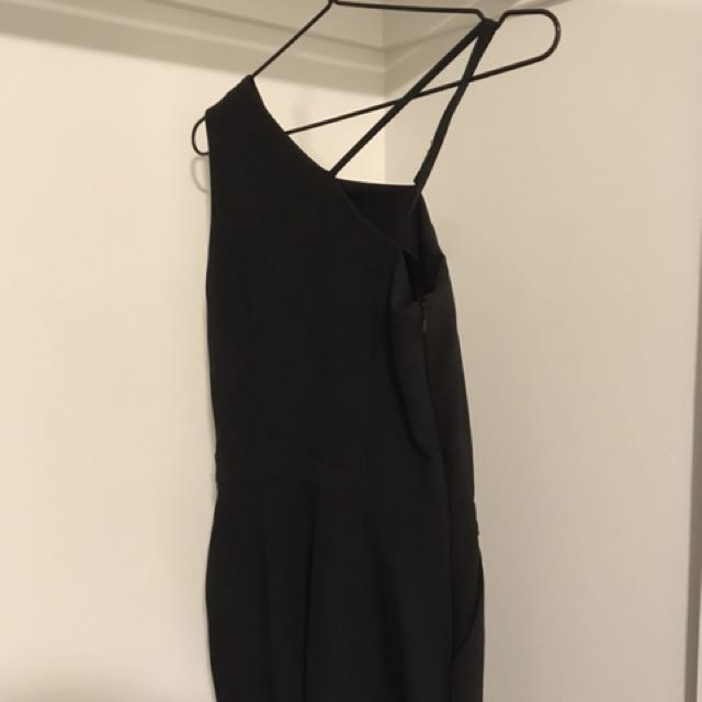 ASOS | Black Jumpsuit