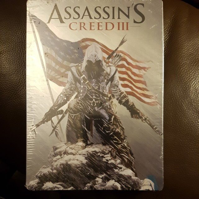 Assassins Creed III New