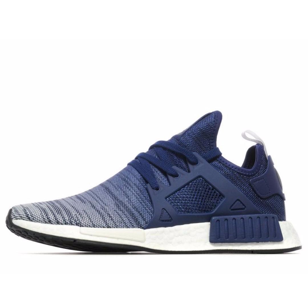 hot sale various design quality Authentic Adidas Originals NMD XR1 (BLUE)
