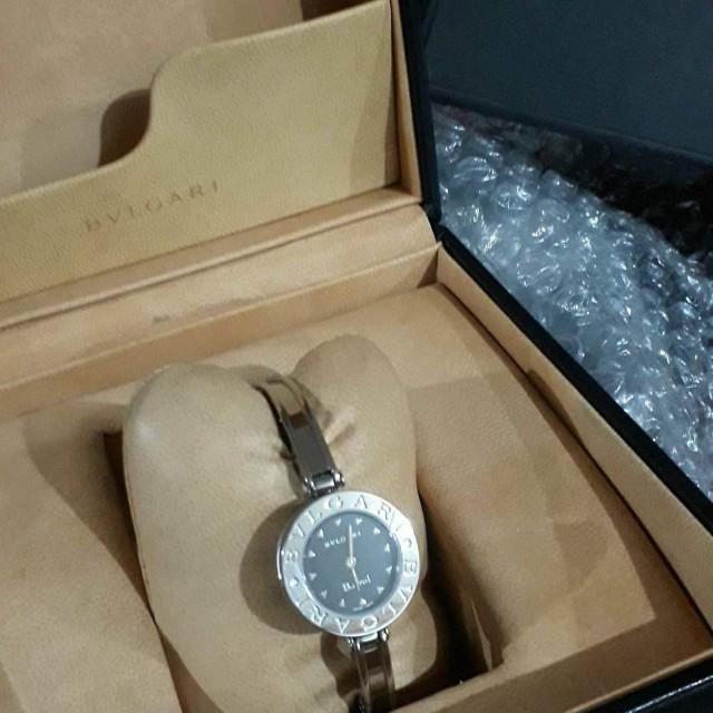 Authentic Bvlgari Zero Watch