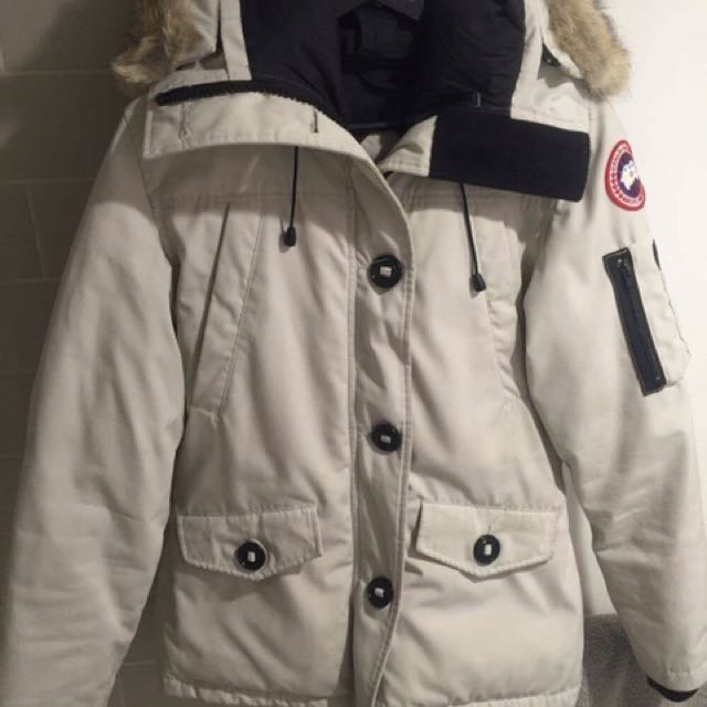 Authentic Canada Goose Parka - in good condition