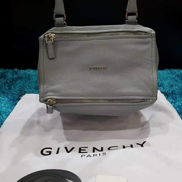 Authentic Givenchy Pandora Medium in Goatskin