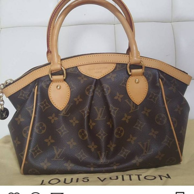 Authentic Louis Vuitton Tivoli