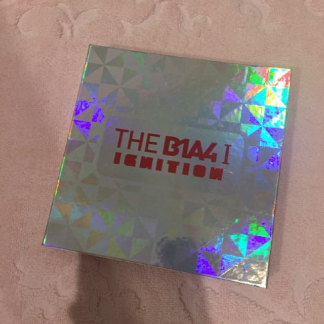 B1A4 1st Album - Ignition