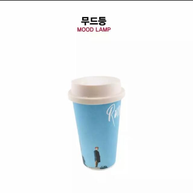 B1A4 (비원에이포) 7th Mini Album ROLLIN' Goods - OFFICIAL GOODS  Mood Lamp / 무드등