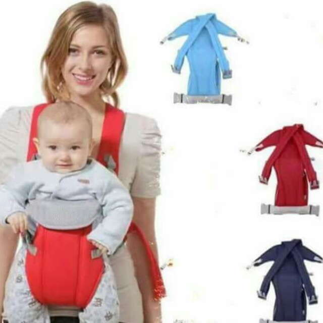 BABY CARRIER color red 😊