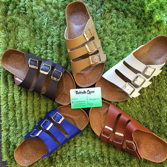 Bailey Three Strap Sandals