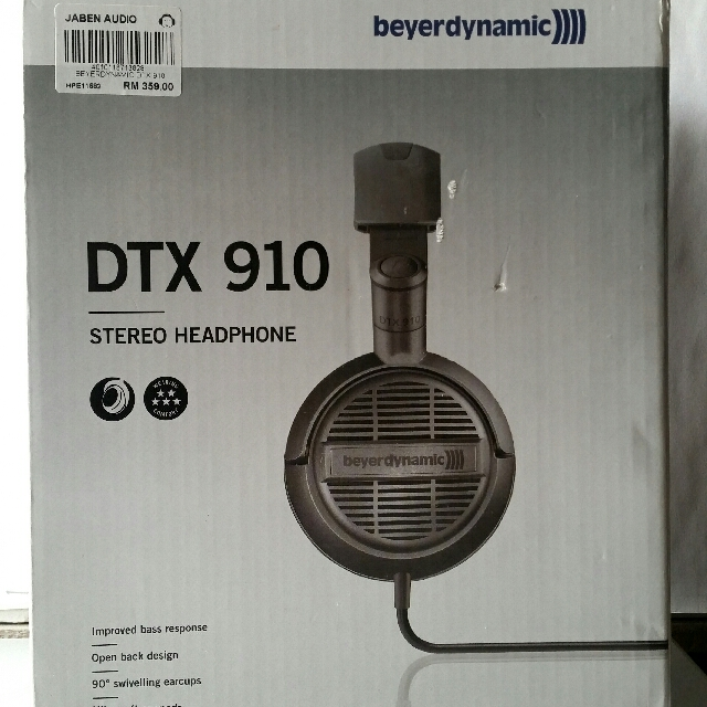 bd876fb5e2f beyerdynamic )))) DTX 910, Electronics, Audio on Carousell