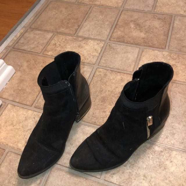 Black Boots from Call it Spring