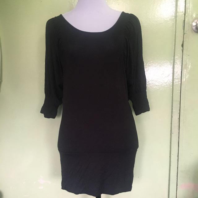 Black Dress Size: S-M