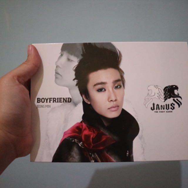 Boyfriend - Janus