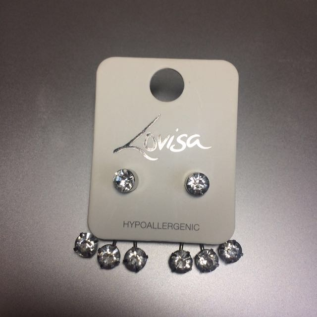 BRAND NEW LOVISA EARRINGS