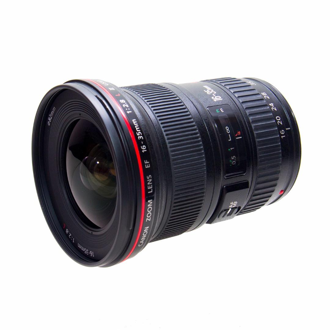 Canon EF 16-35mm f/2.8L II USM Rental