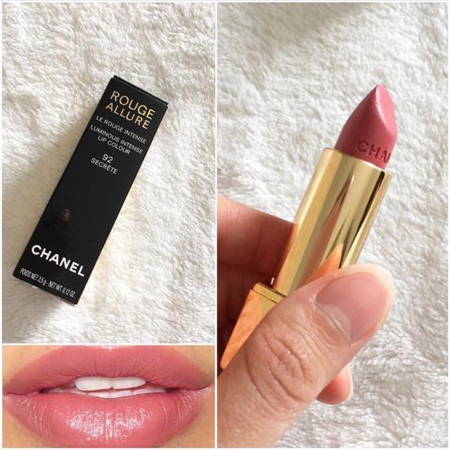 Chanel Rouge Allure Secrete #92