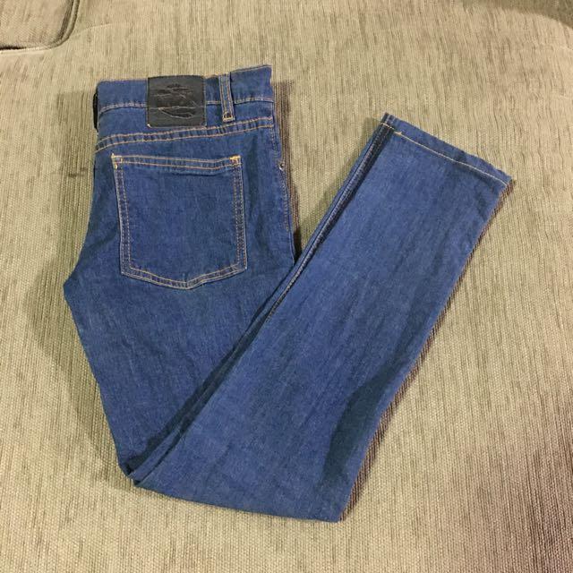 Cheap Monday crop jeans size 24/32