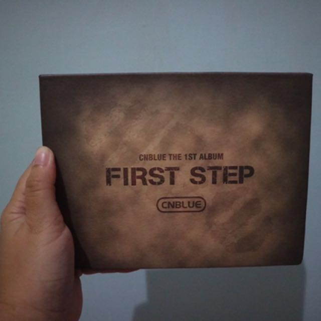 CNBLUE - First Step