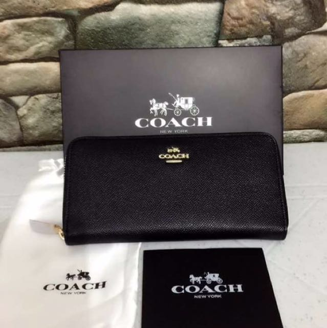 Coach long wallet