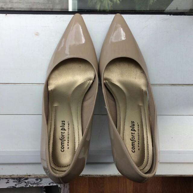 Comfort plus high heels
