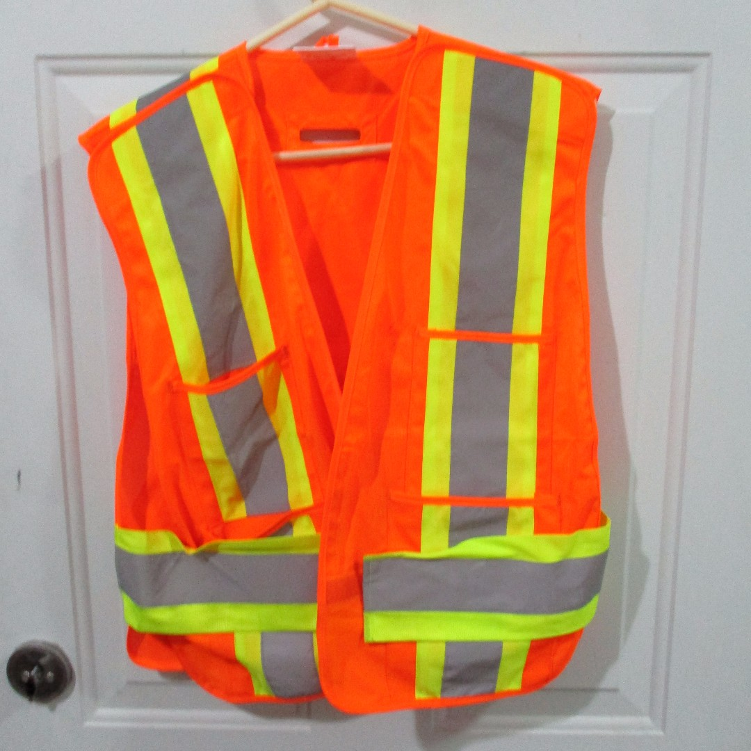 Condor High-Visibility Safety Vest