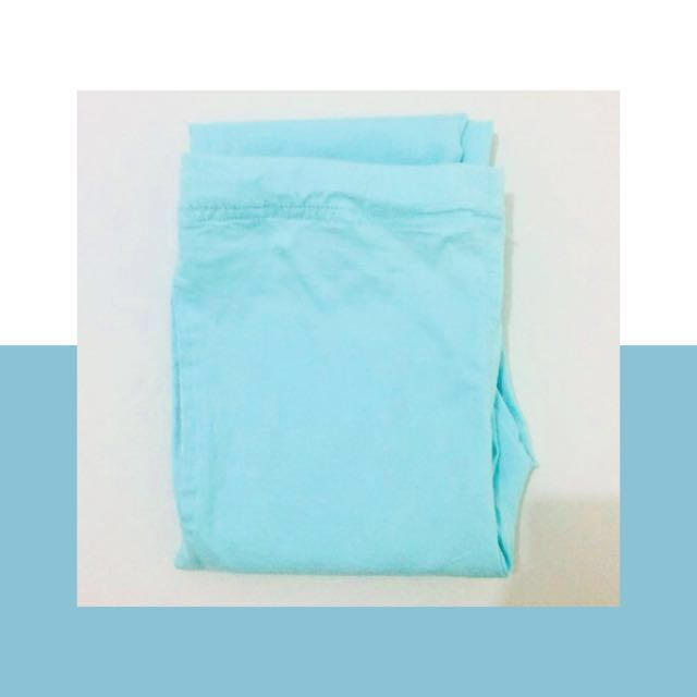 Cotton Pants Mint