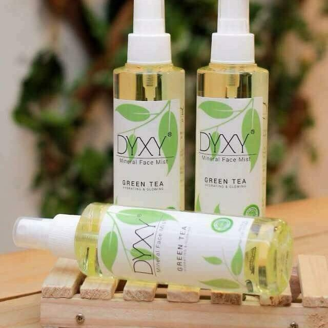 You green tea facial mist assured
