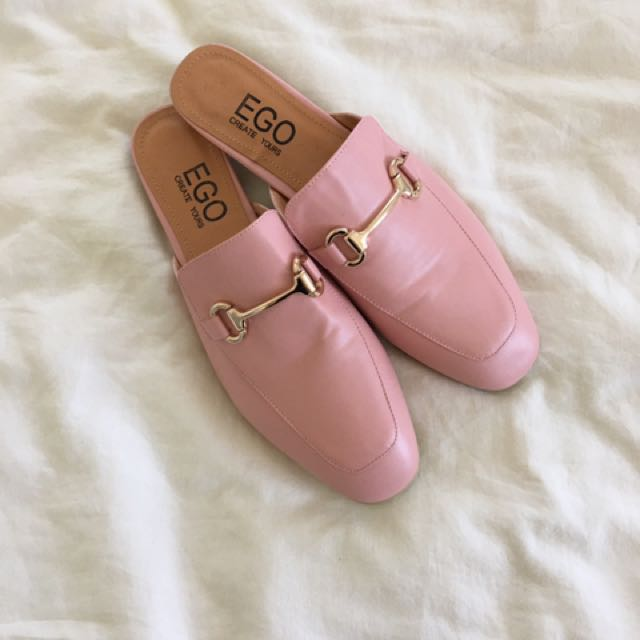Ego Offical pink loafers