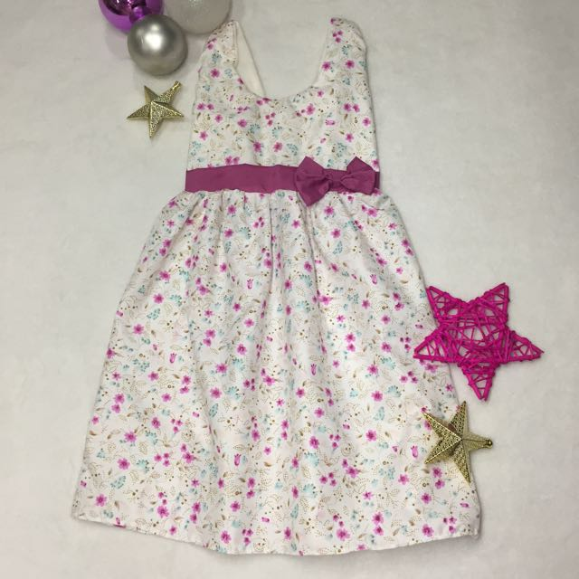 Floral Kid's Dress