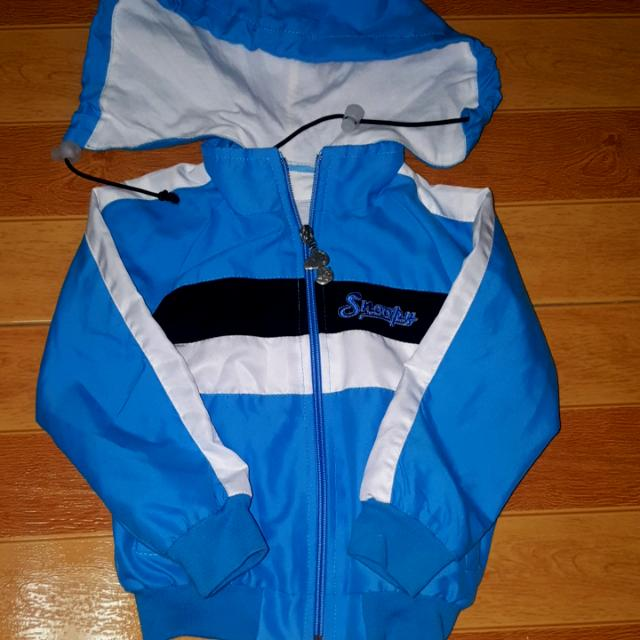Snoopy Jacket Hoodie - For 12-18 Months