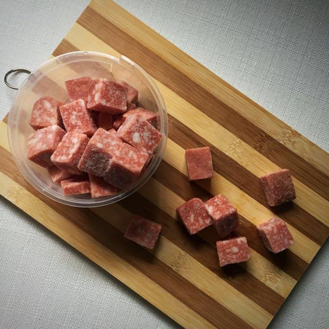 Frozen Saikoro/Wagyu Cubes