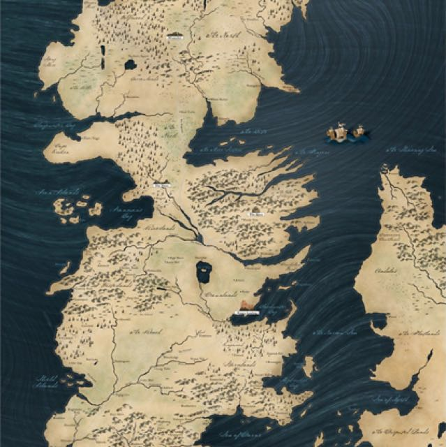 Game of thrones scratch map game of thrones world map perfect for photo photo gumiabroncs Images